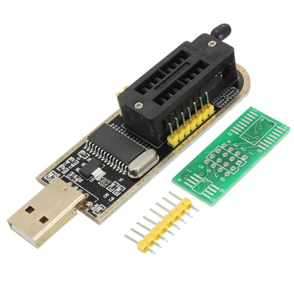 USB Programmer CH341A Series 24 EEPROM BIOS LCD Writer 25 SPI Flash