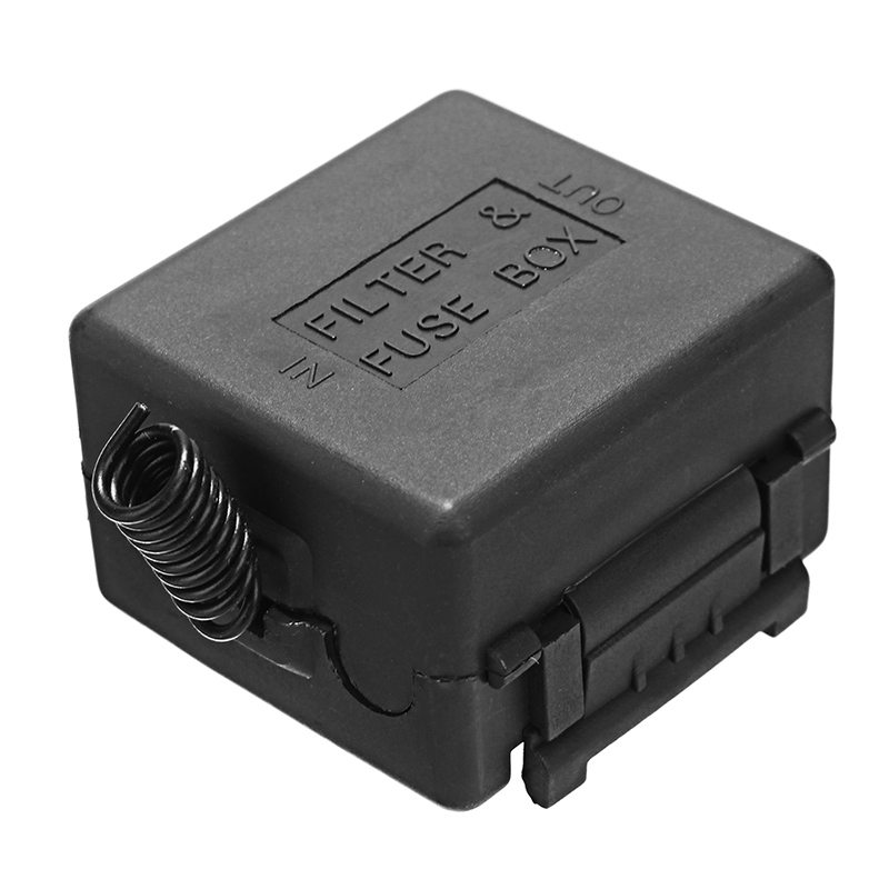 Black Case Cover For 315MHz Wireless Switch Remote Control Relay