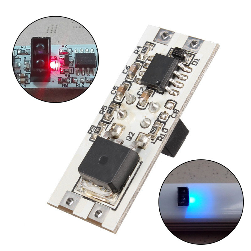 12V 24W Hand scanning Ir Infrared Reflectance Switch Controller