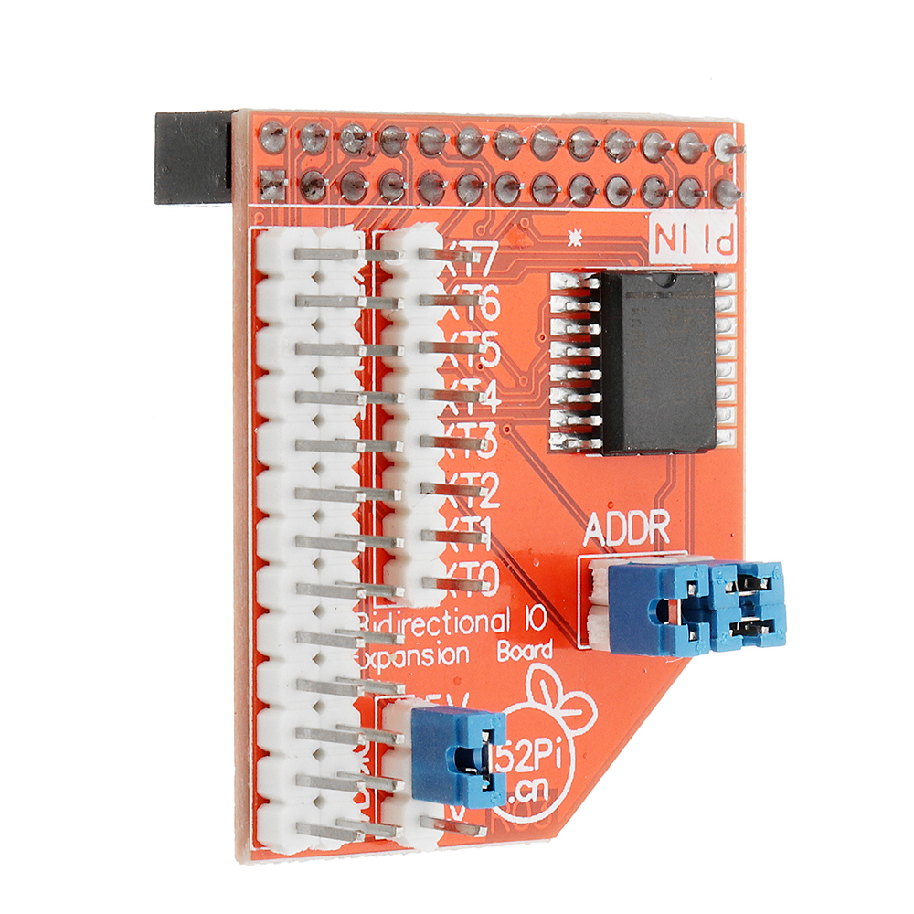 8 Bi-direction IO I2C Expansion Board With Isolation