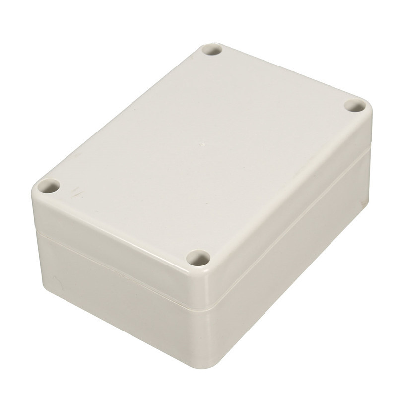 Waterproof 85x58x33mm Plastic Electronic Project Cover Box Enclosure Case